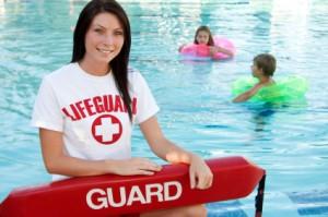 Sacramento lifeguards have taken a CPR Class